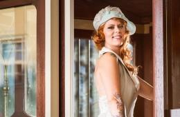 Ophelia – vintage Brautkleid