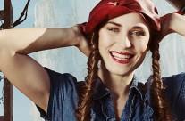 Luisa – die Ledercap – auch für die Wiesn